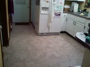 Kitchen floor 2